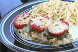 Grilled Pesto Chicken