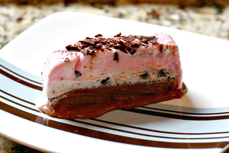 Ice Cream Terrine