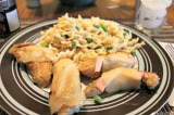 Skillet Chicken CordonBleu