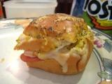 Ham & CheeseSliders