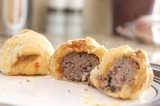 Mini Burger Puffs
