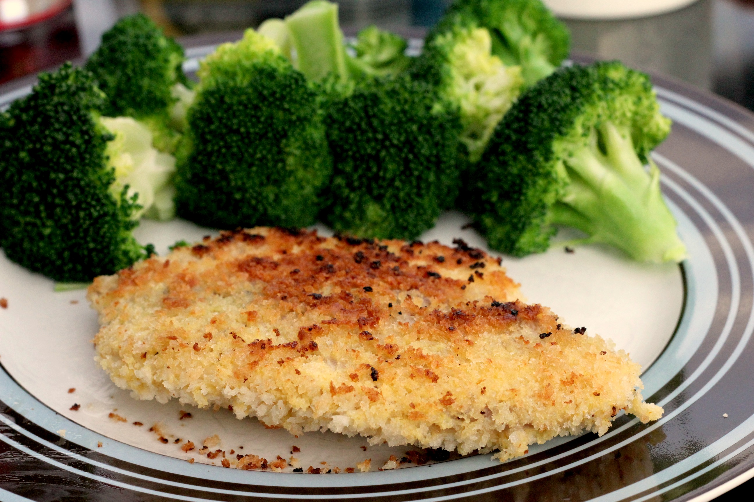 Panko tilapia normal cooking for Tilapia fish recipes