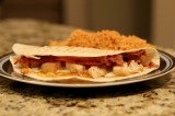 Chicken Bacon RanchQuesadilla