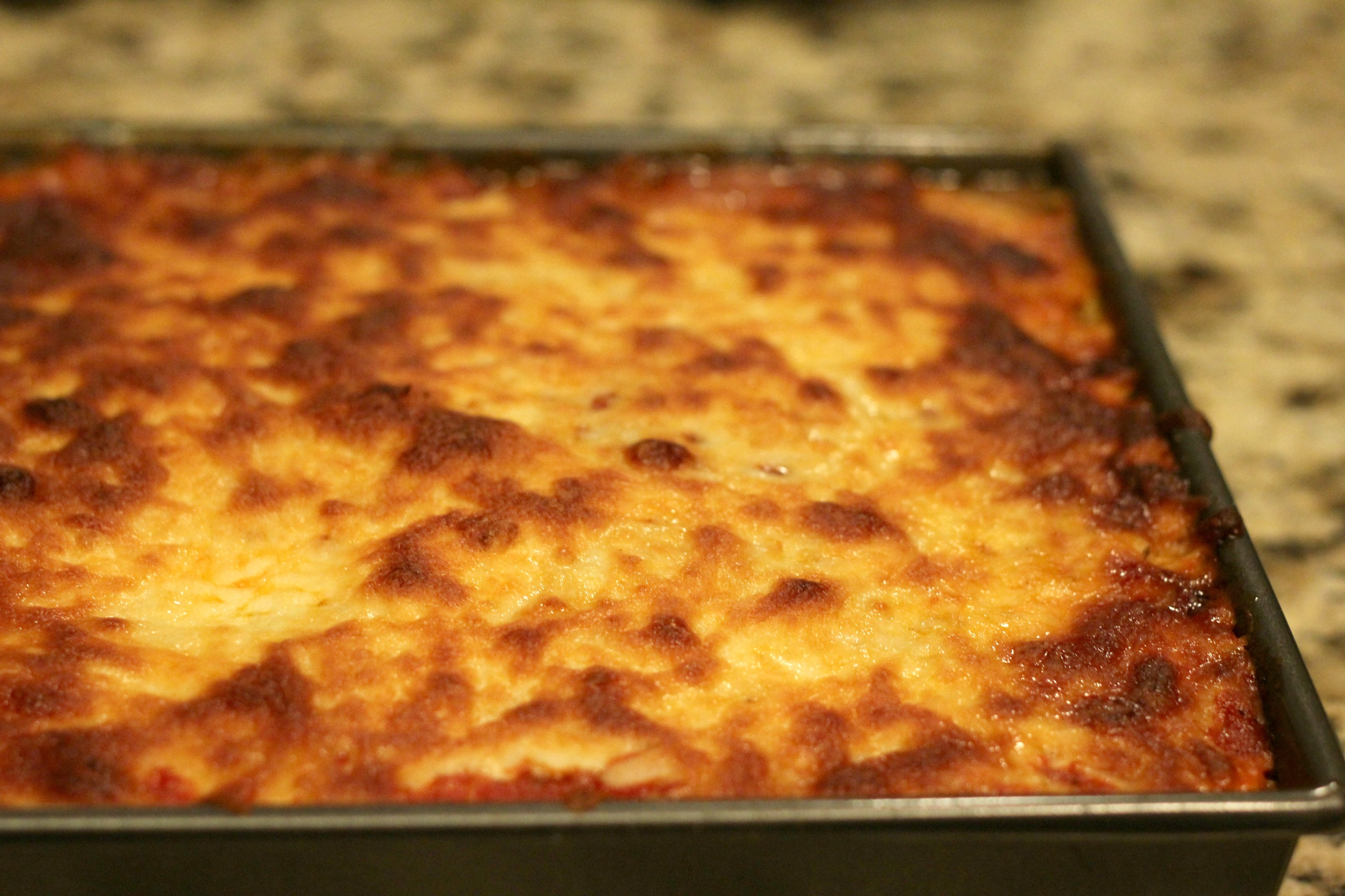 Baked Spaghetti | Normal Cooking
