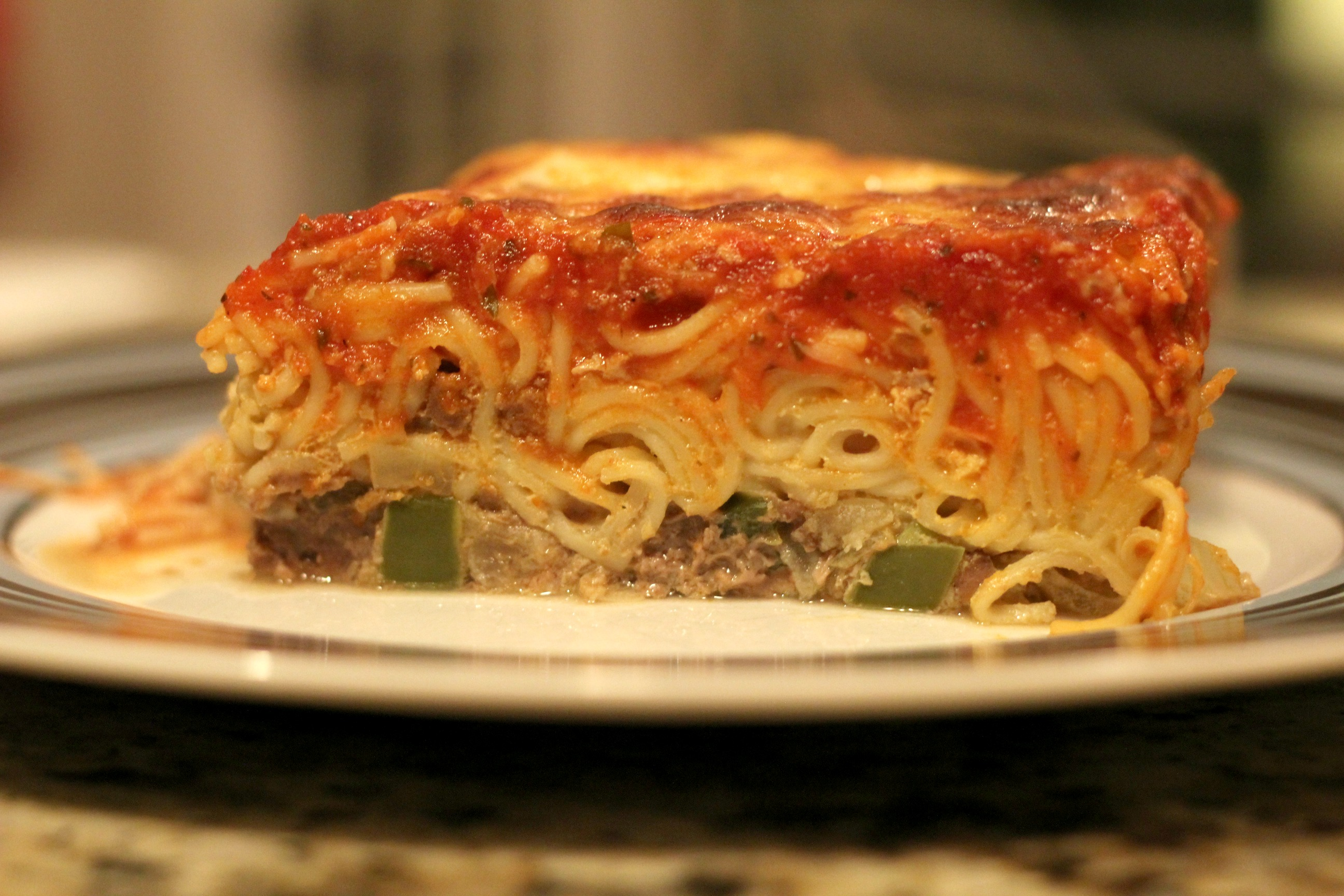 Baked Spaghetti - Normal CookingNormal Cooking