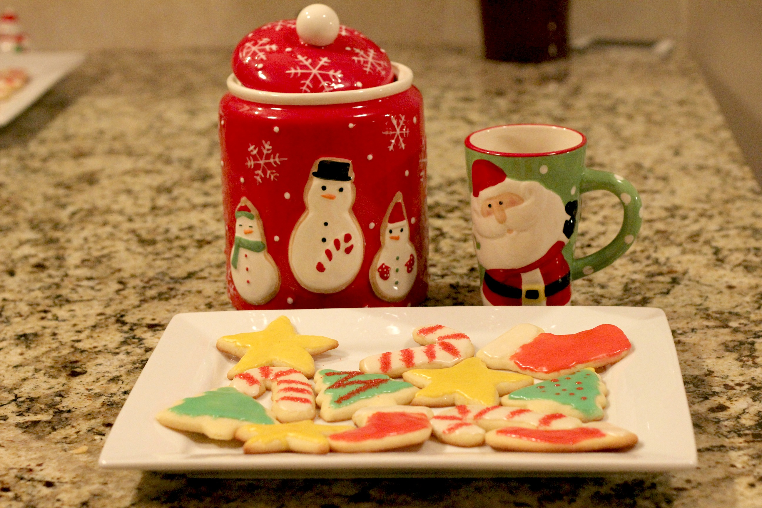 Christmas Sugar Cookies 2