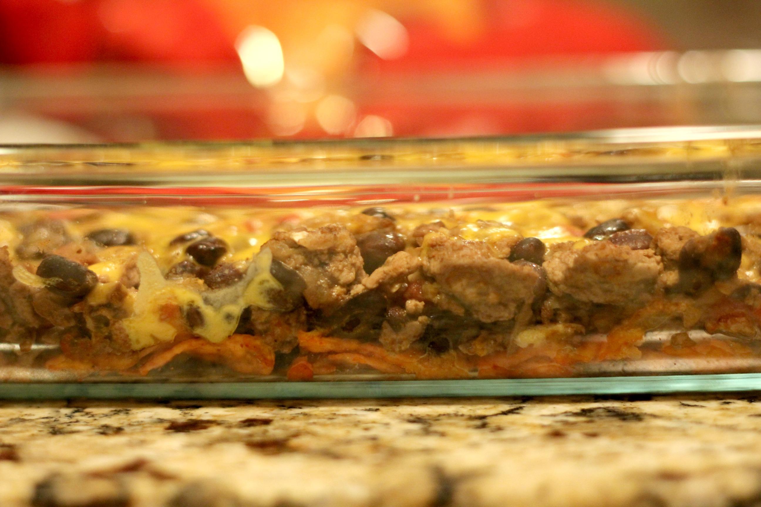 Dorito Locos Taco Bake 2