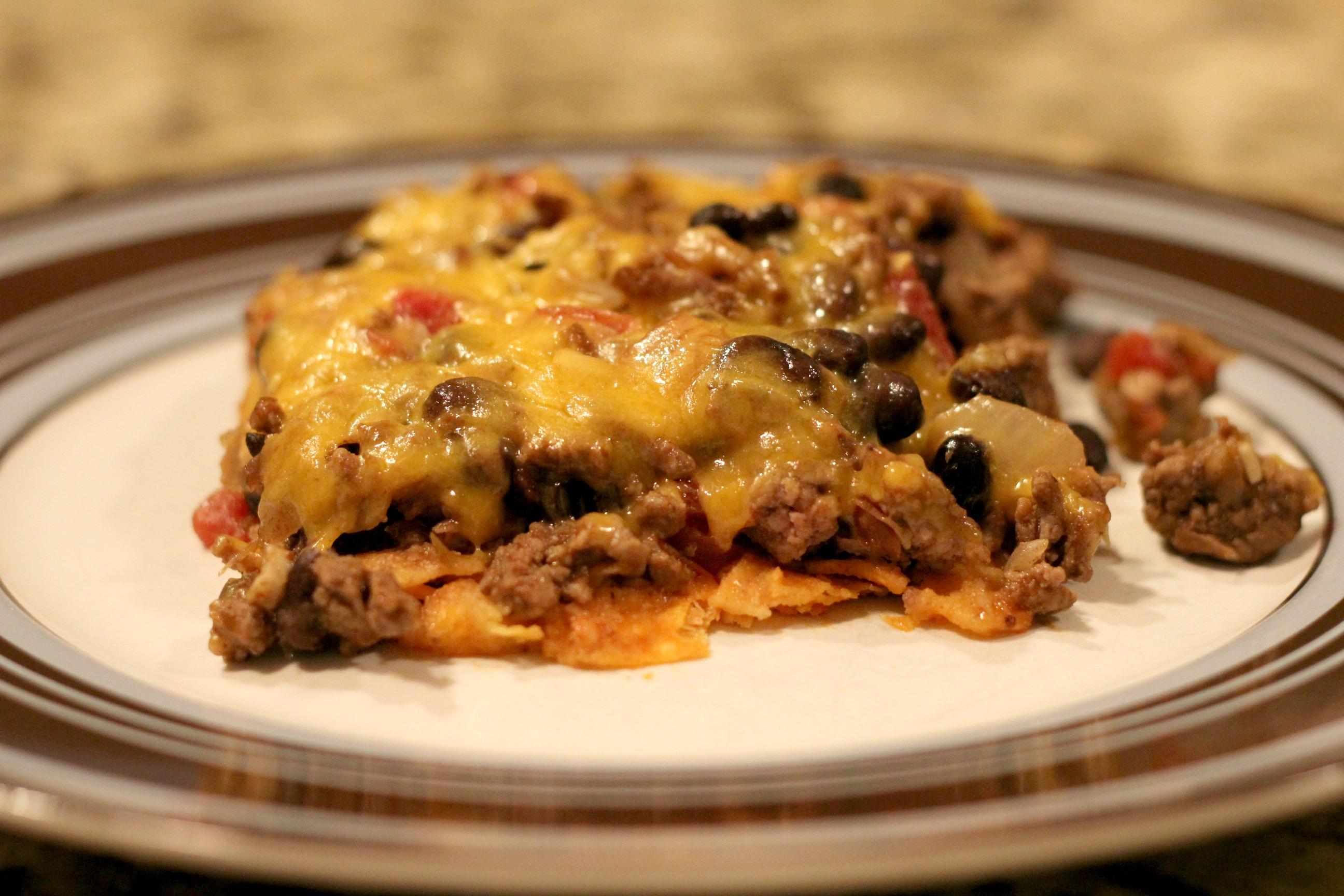 Dorito Locos Taco Bake 3