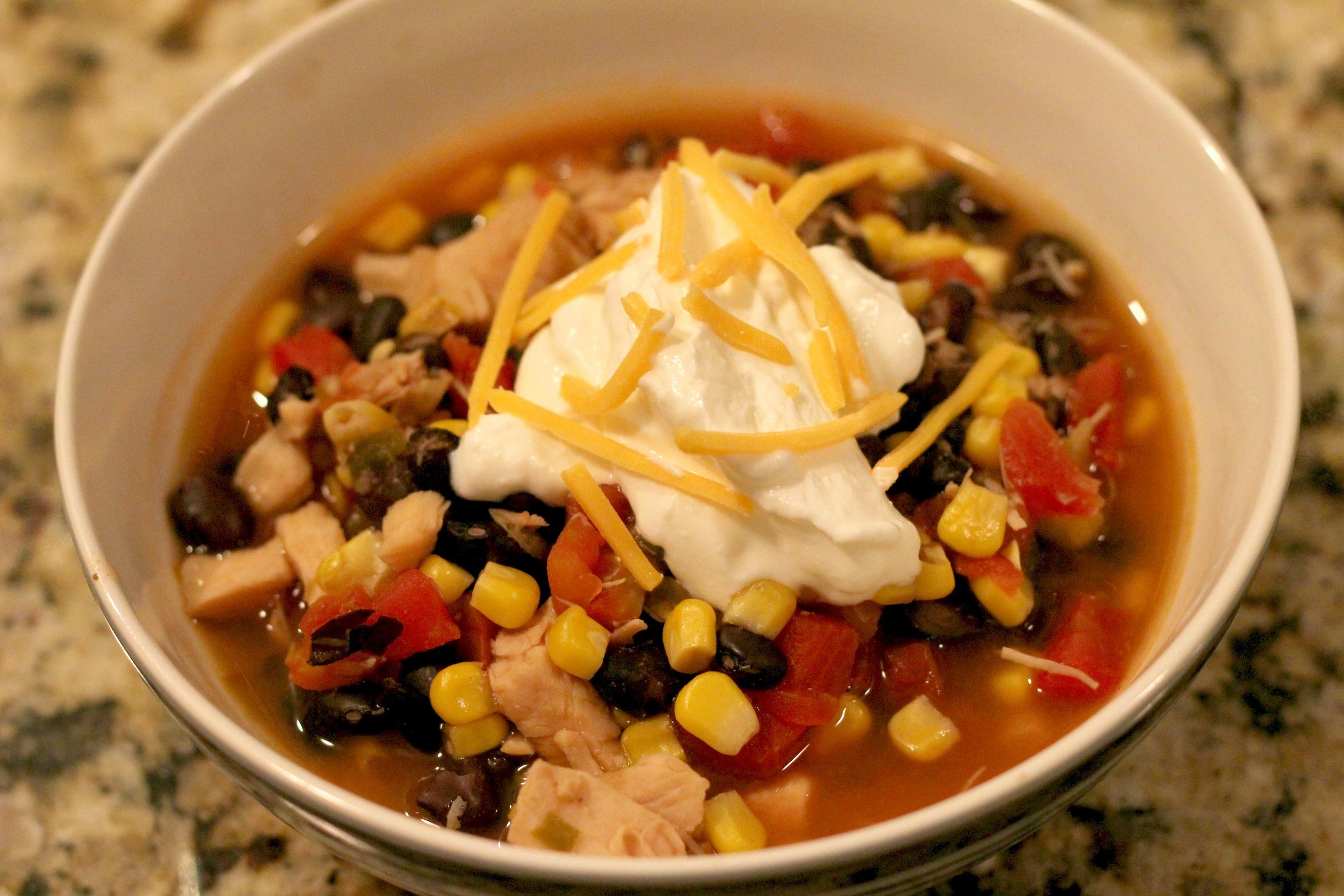 Fiesta Soup 2