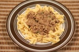 Beef & MushroomStroganoff
