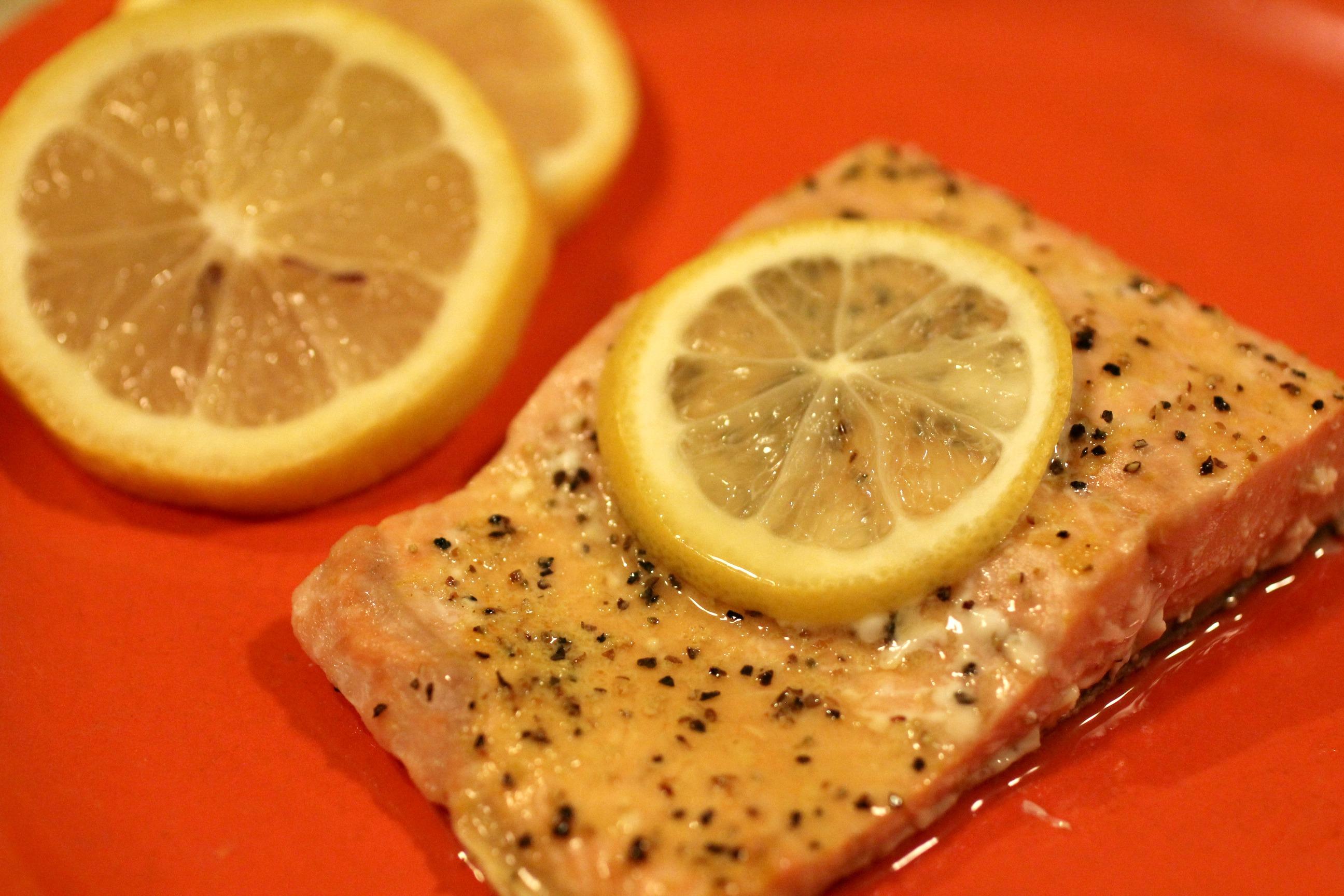 Citrus Salmon 1