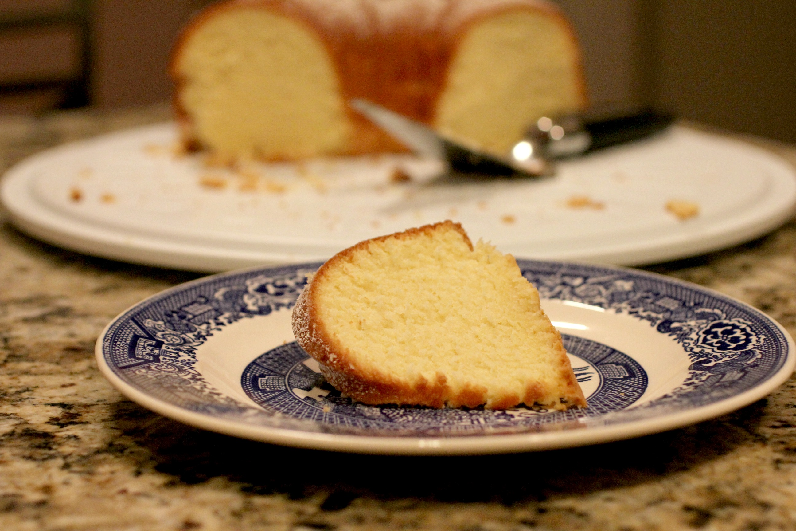 Cream Cheese Pound Cake | Normal Cooking