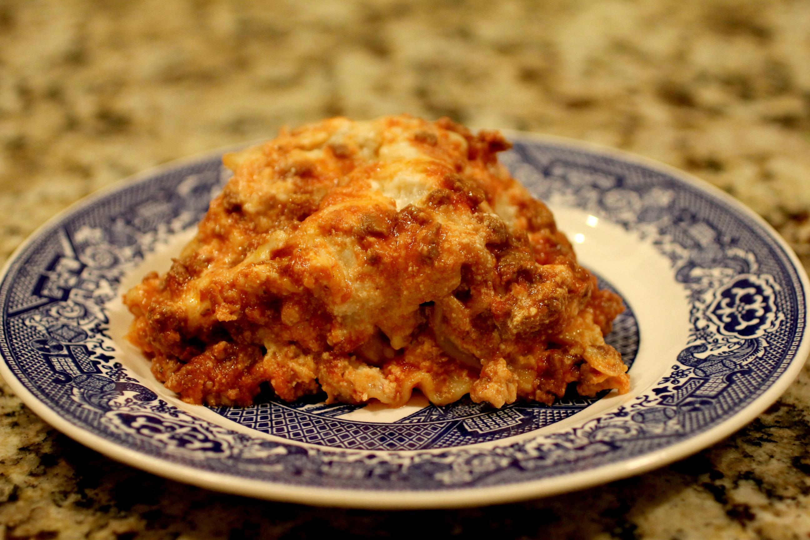 Crockpot Lasagna 1