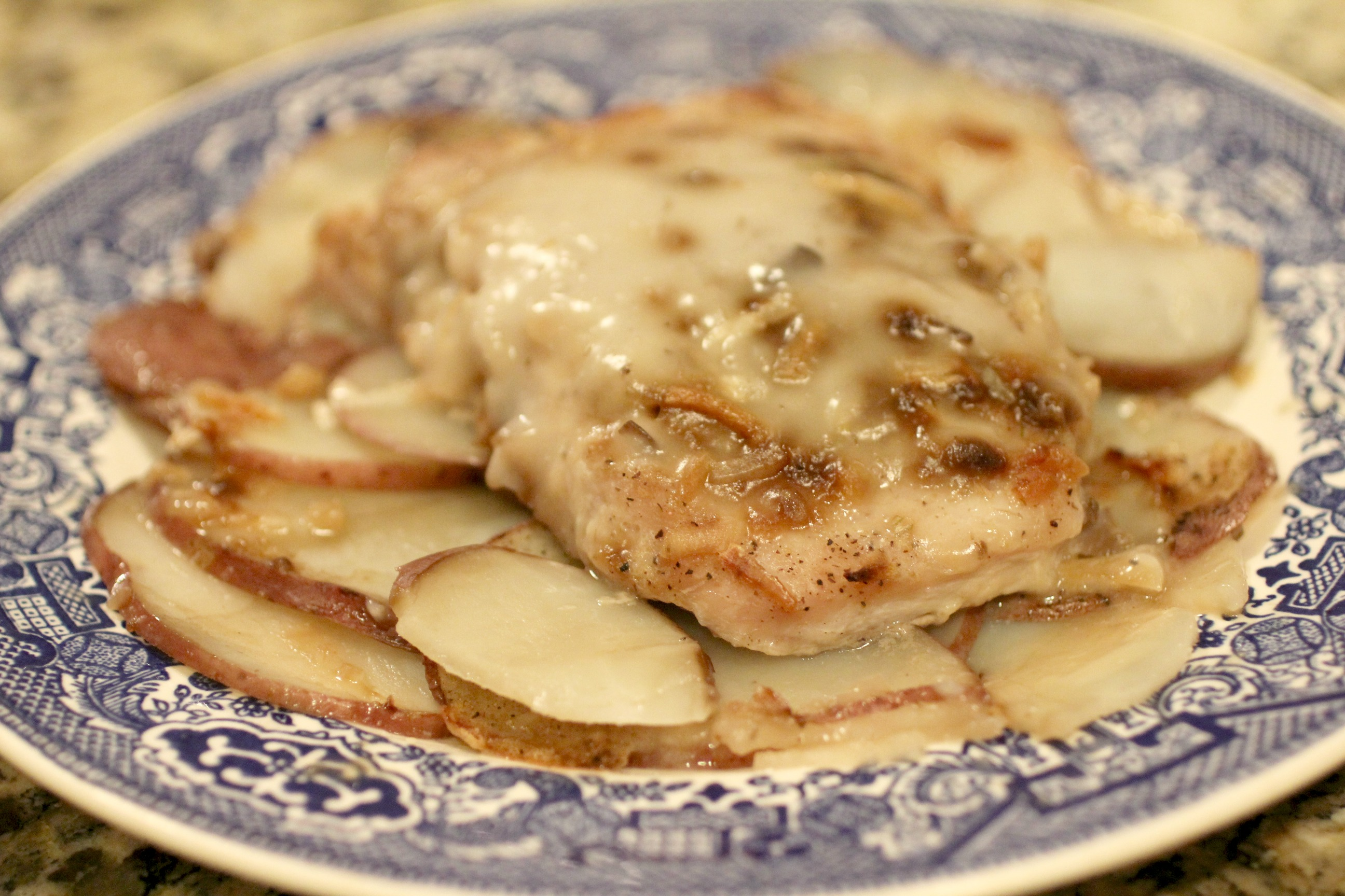 Pork Chop Casserole 2