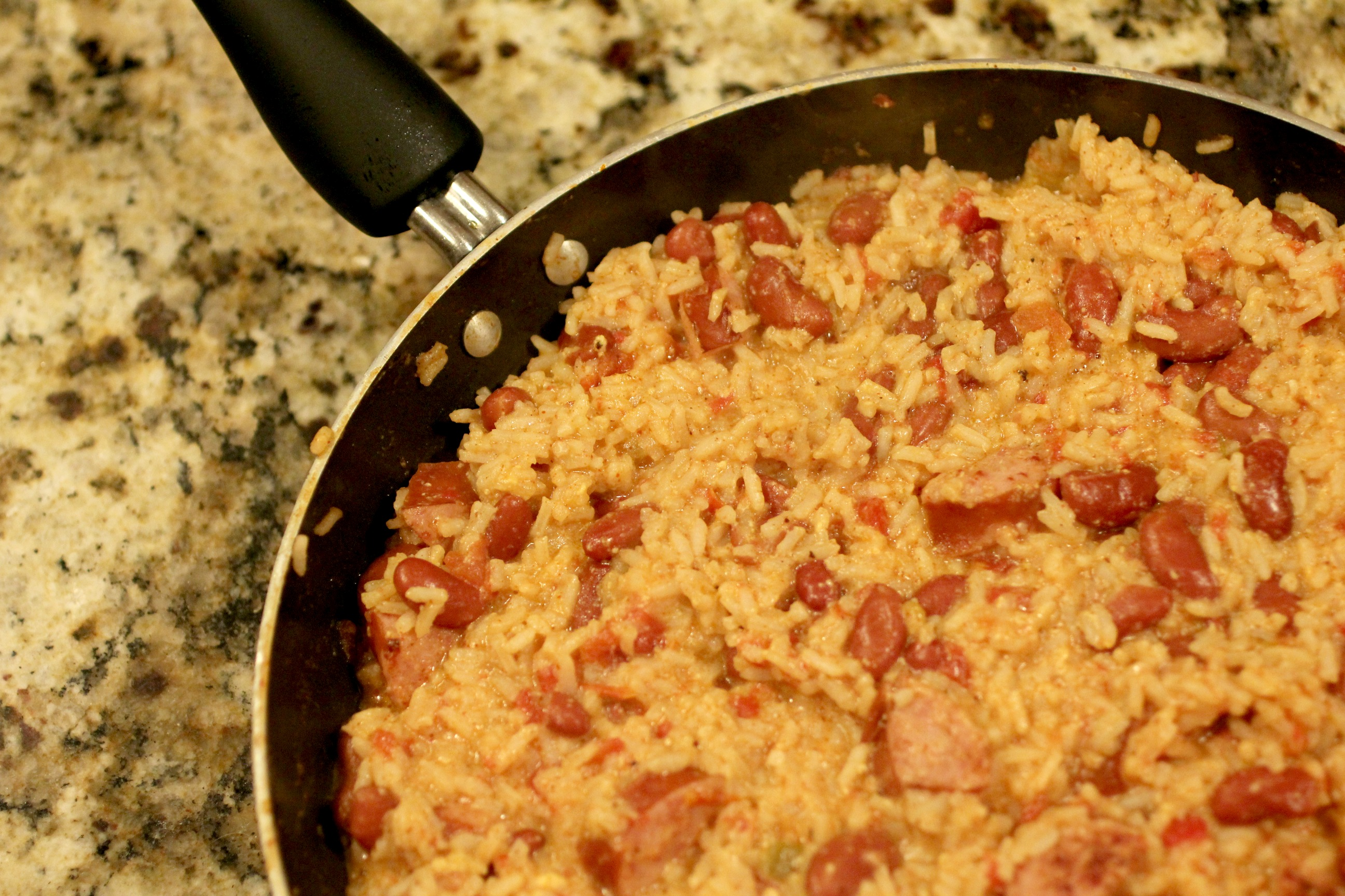 Velveeta Red Beans & Rice 1