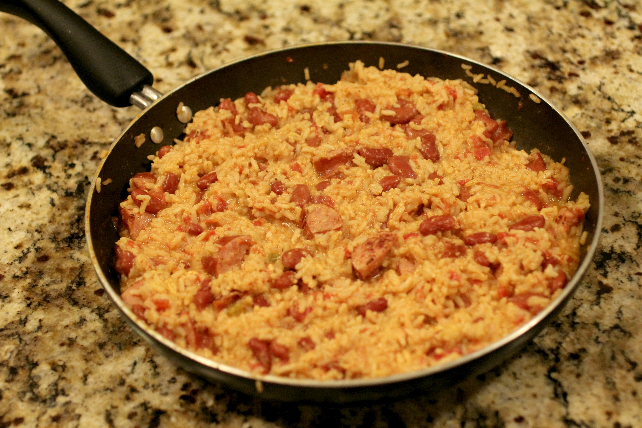 Velveeta Red Beans & Rice 2