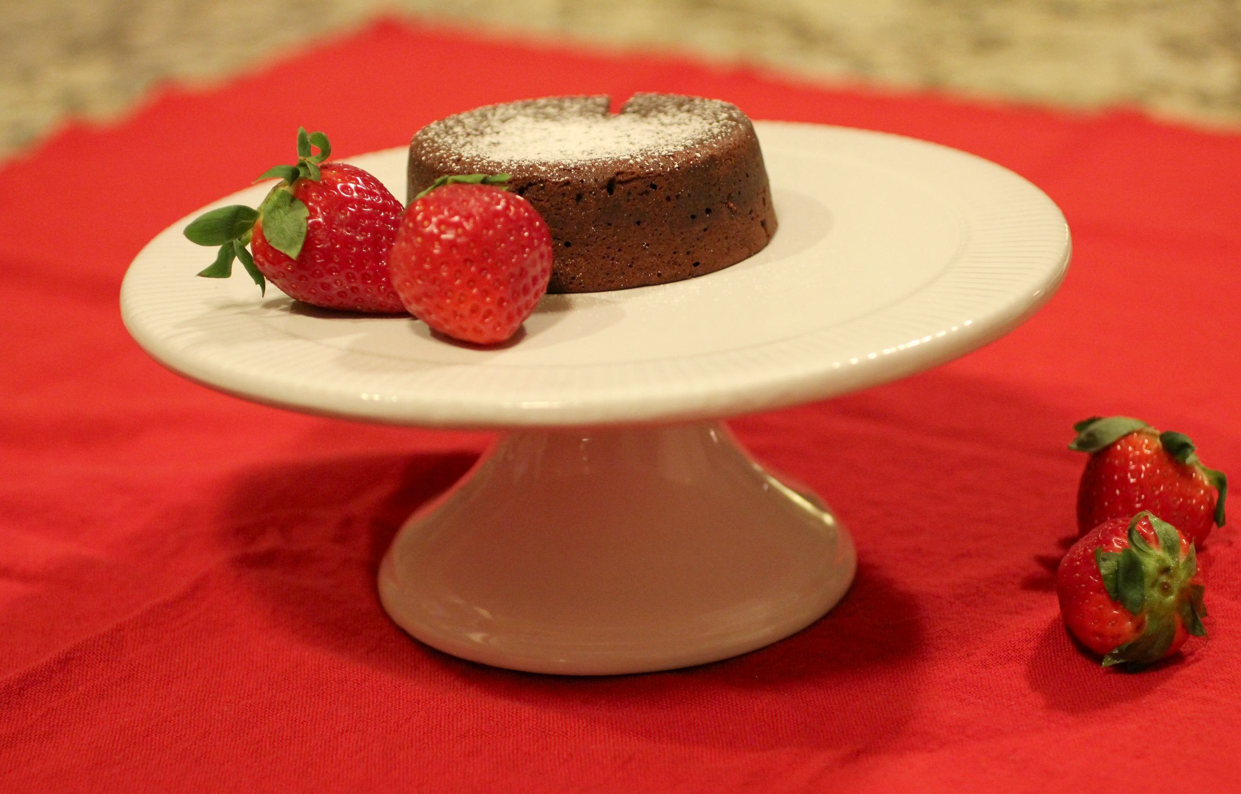 MoltenLava Cake 1