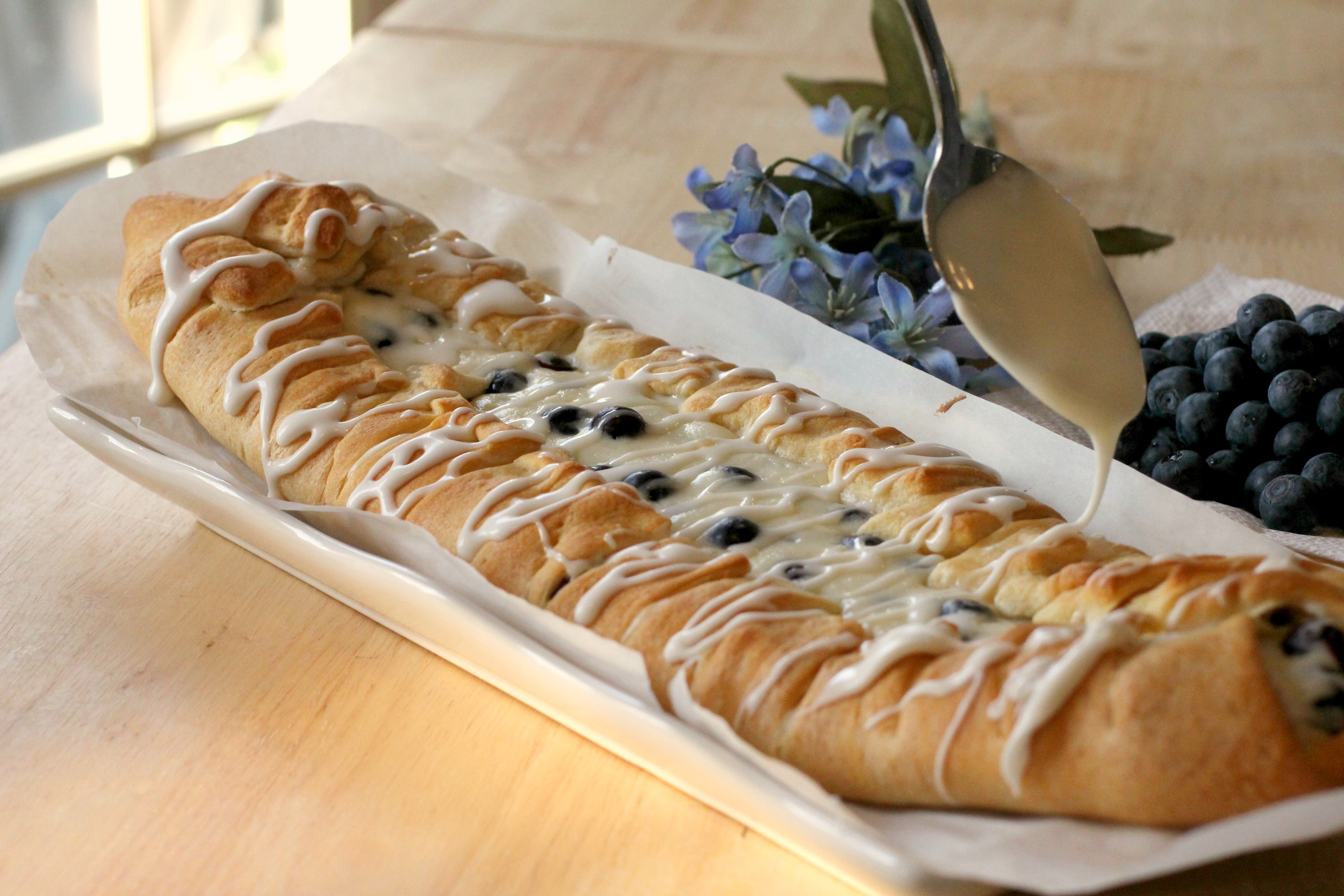 Cream Cheese Danish 4