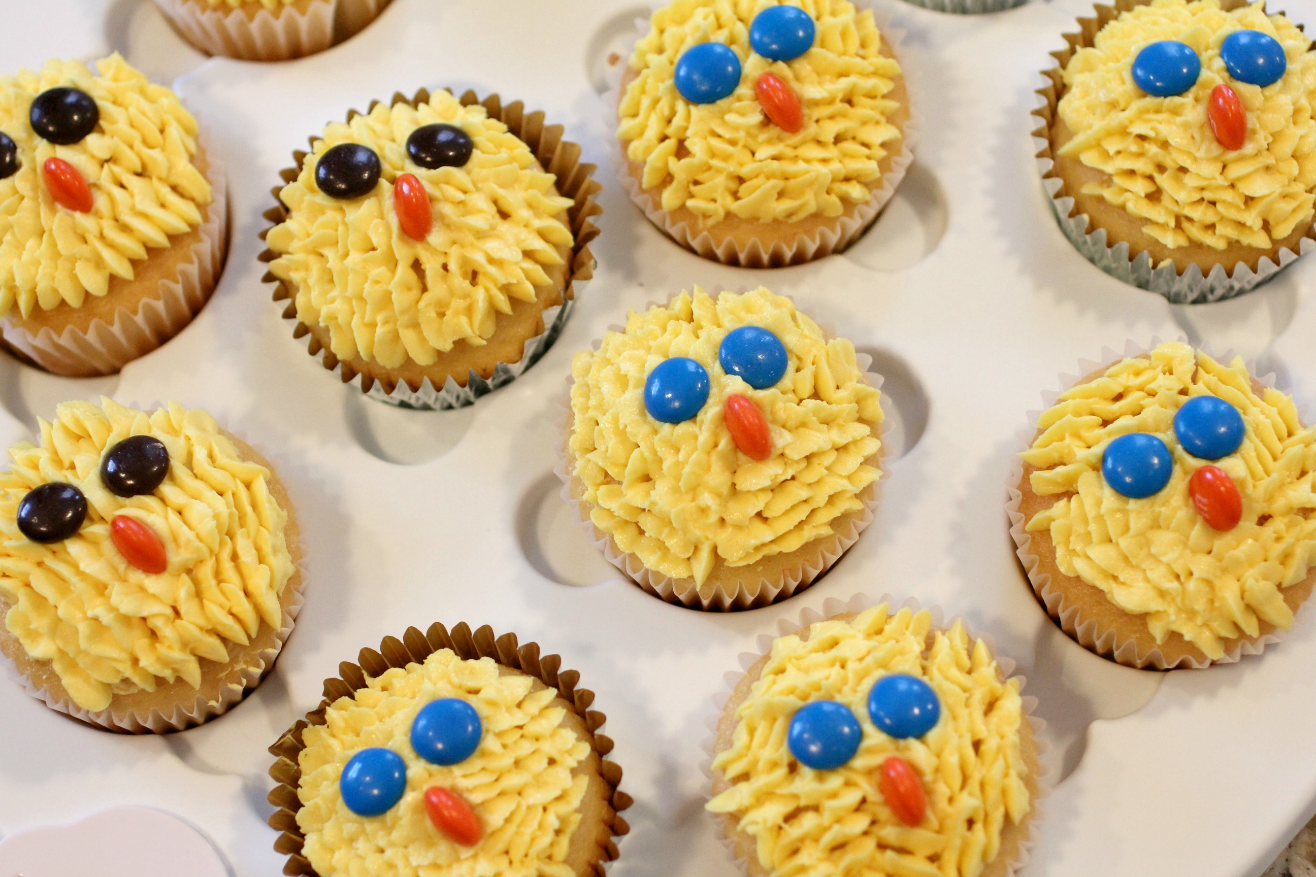 Easter Cupcakes 1