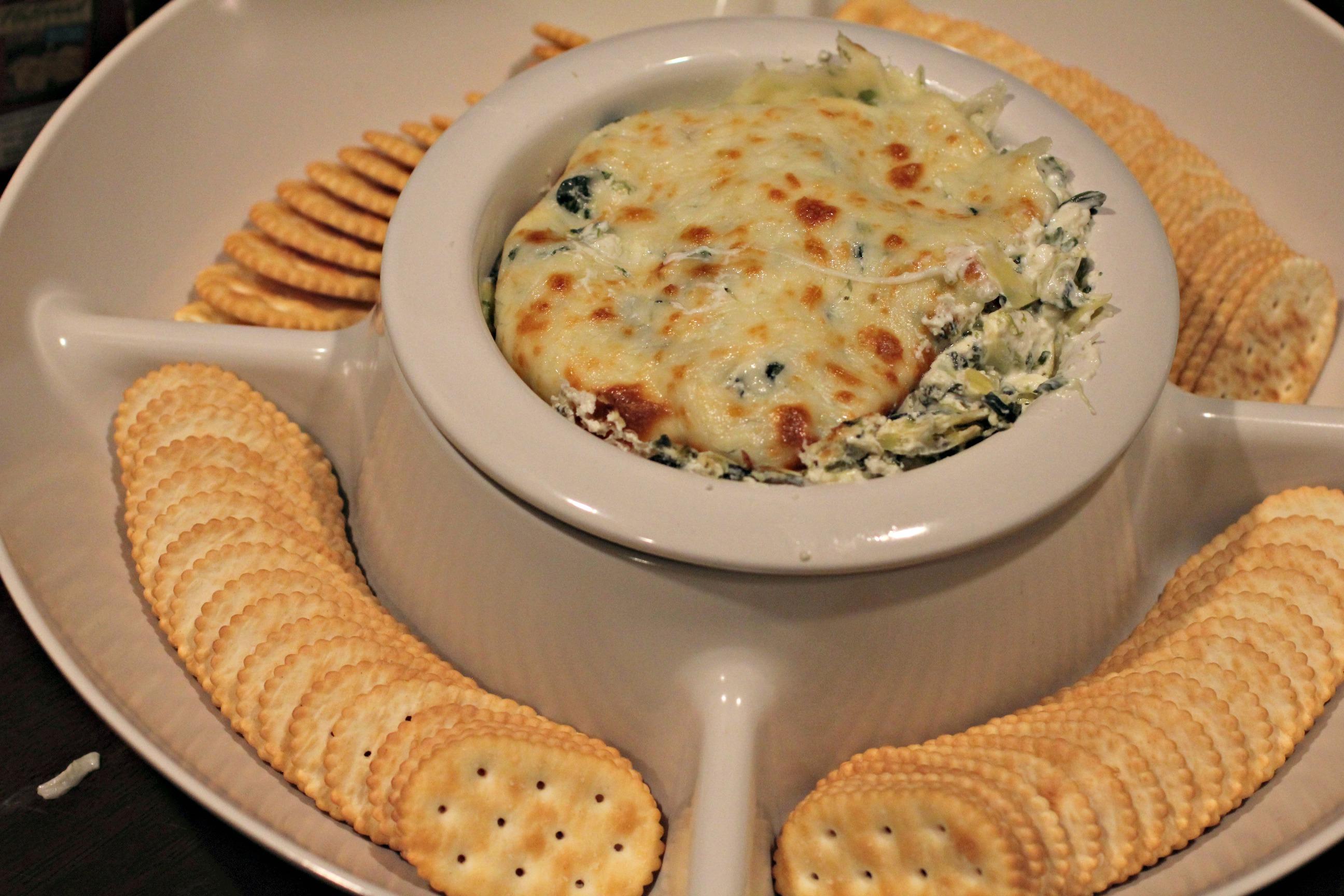 Spinach & Artichoke Dip 2