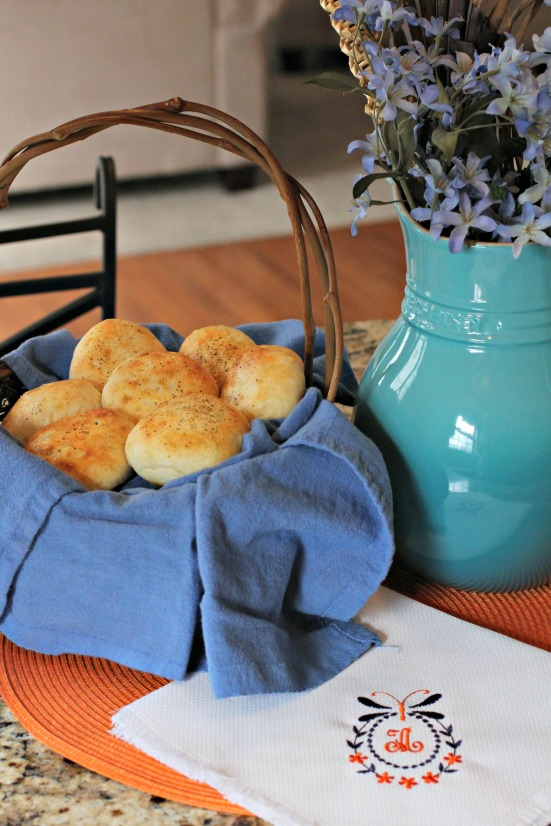 Stuffed Bubble Biscuits 1