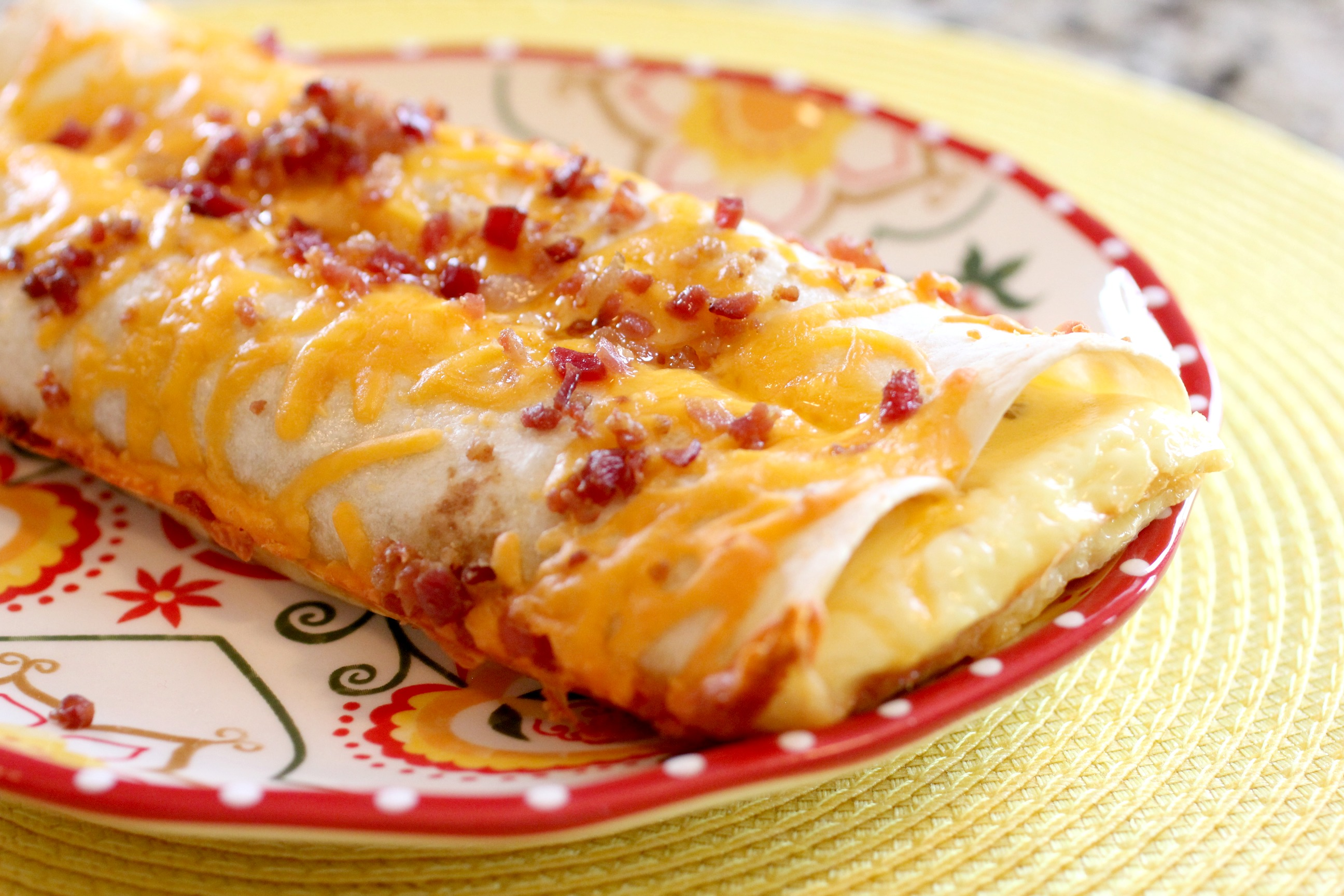 Breakfast Enchiladas | Normal Cooking
