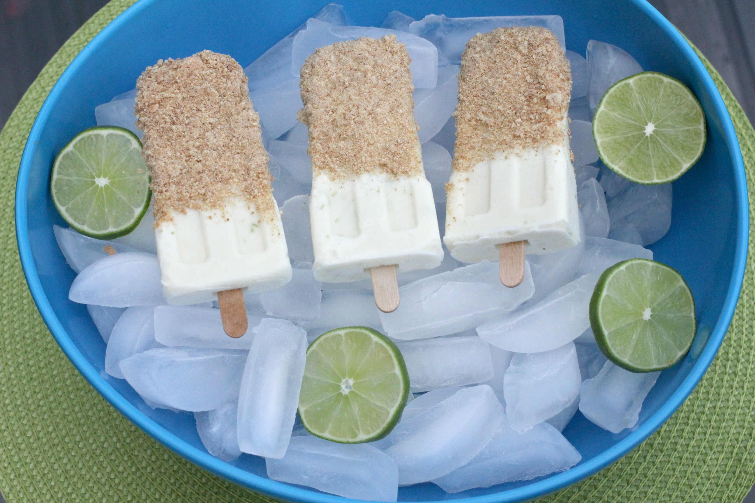 Key Lime Pie Popsicles 1