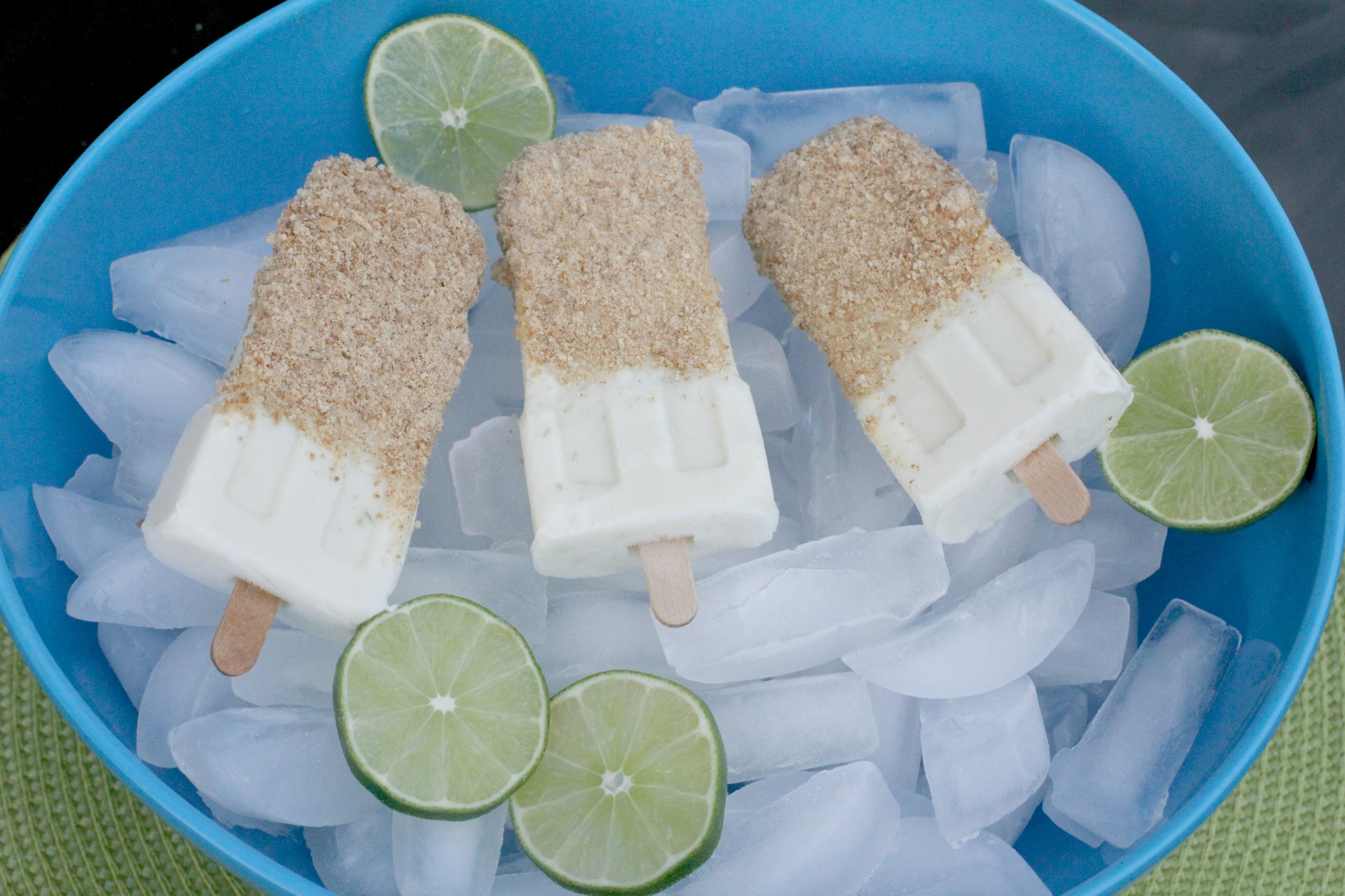 Key Lime Pie Popsicles 2