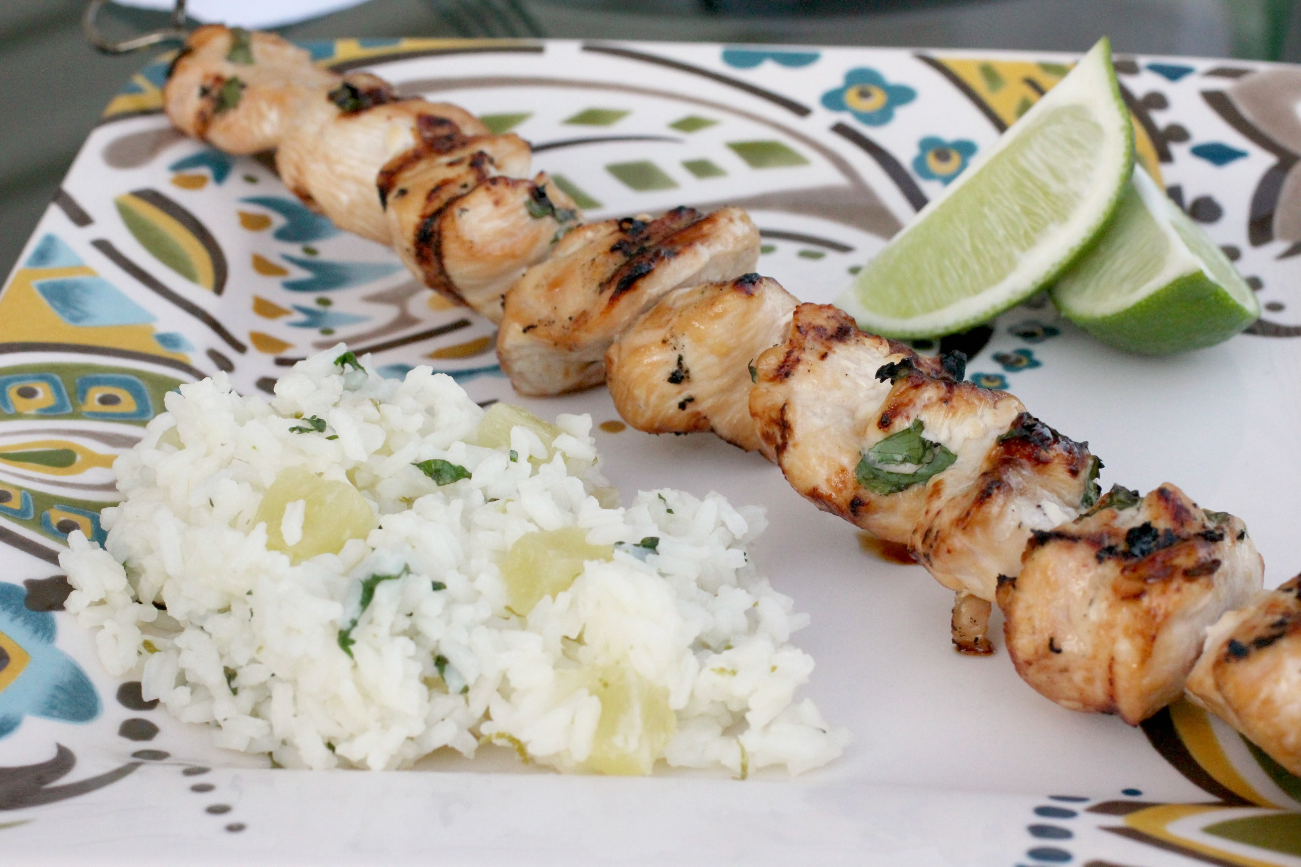 Lime Grilled Chicken 3