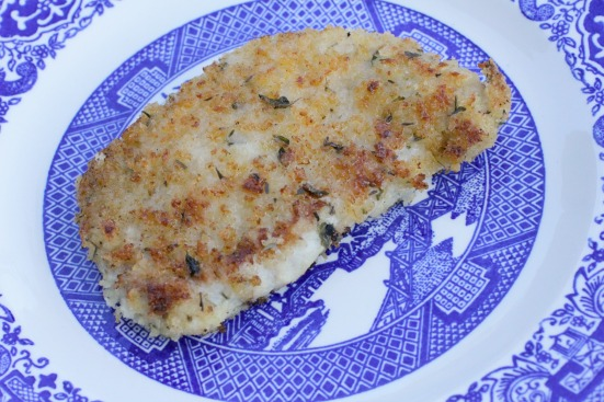 Panko Pork Chops with Creamy Gravy 1